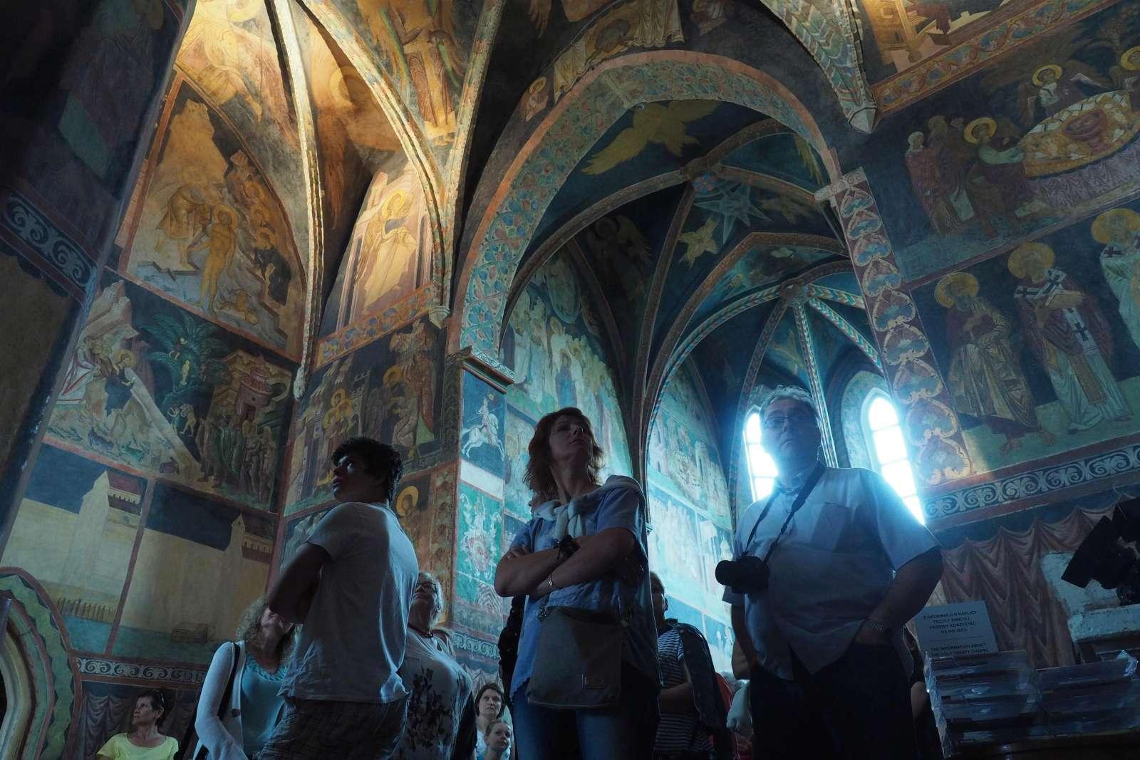 Ogniem i mieczem w lubelskiej Kaplicy
