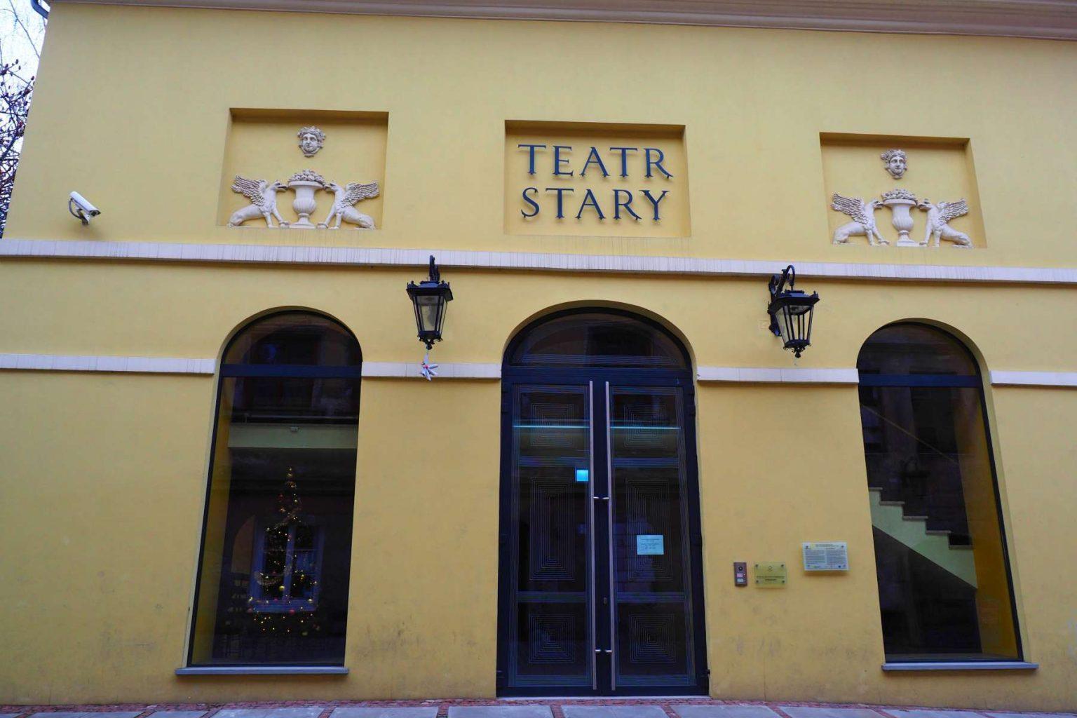 Teatr Stary w Lublinie