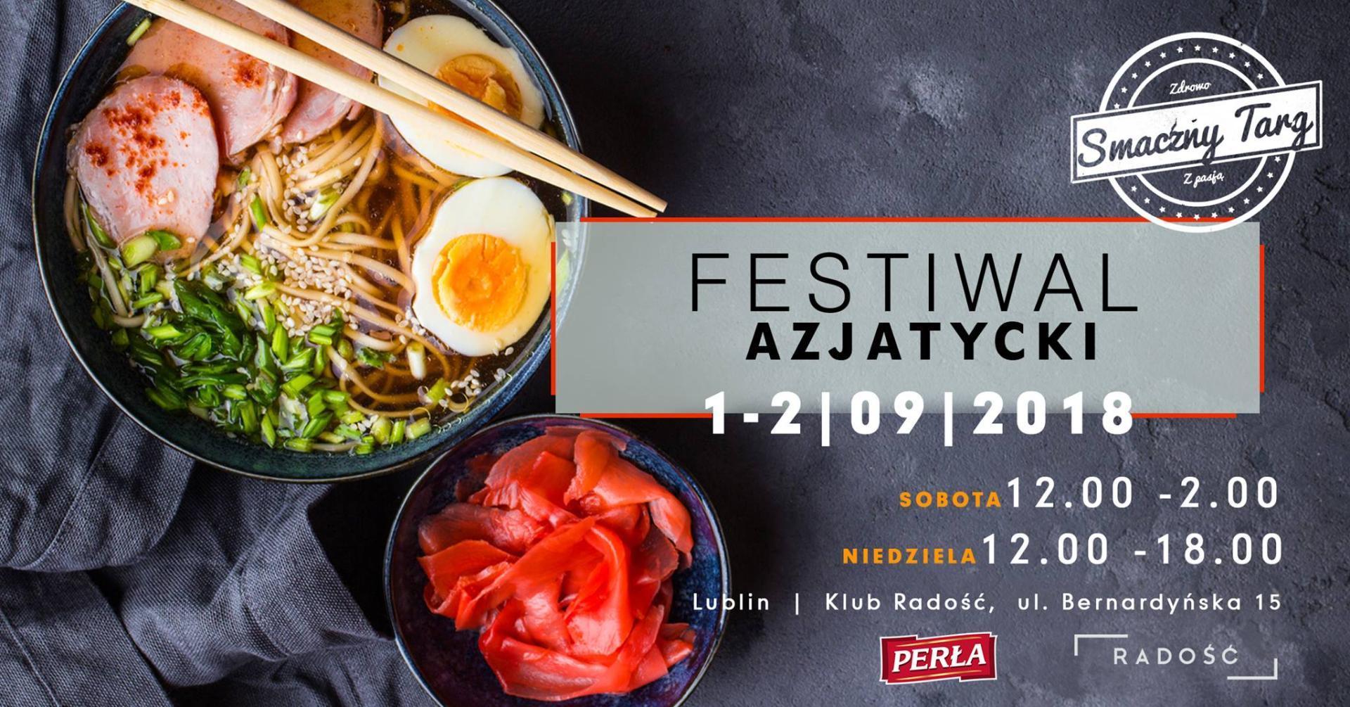 Festiwal Azjatycki W Lublinie Lubelskipl Portal Lifestyle